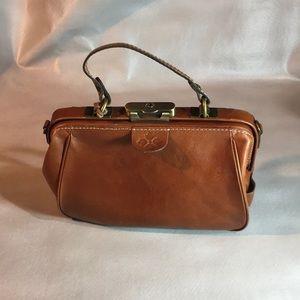 Patricia Nash Italian Leather Purse Used EXC